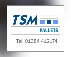 Wooden Pallets, New Pallets, Heat Treated Pallets: TSM Pallets Ltd
